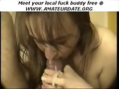 Cum surprised milf sensual blowjob []