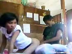 Thai Teen Premature Creampie []