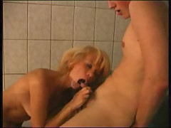 Hot Blonde Milf Fucks By The Pool []