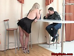 Boy fuckes hard his neighbors horny wife []