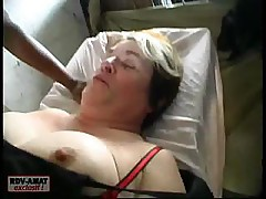 Some Hard Fucking Is Going On With This Big Chubby Mature []