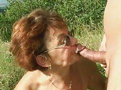 Grandma is horny as hell [12:59 min.]
