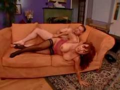 Mature redhead anal [10:42]