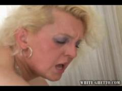 Mature blonde mom fucked by son in home [10:21]