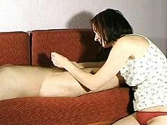 Great amateur wife handjob compilation - snake [20:37 min.]