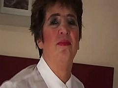Hairy granny dildos [14:1 min.]