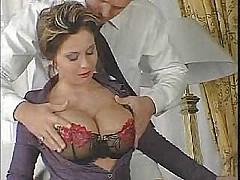 Classy elegant busty mature [13:9 min.]