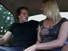 Christina skye - blond busty mature mama [19:44 min.]