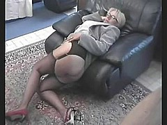 Amateur french granny in stockings compilation [7:43 min.]
