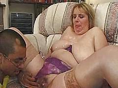 Amanda-british mature bbw [32:25 min.]