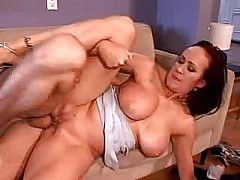 Horny busty milf fucked deep in her ass by a younger -b$r [22:18 min.]